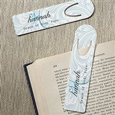 Name Meaning Personalized Bookmark Set - 15122