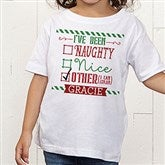 I Can Explain Personalized Christmas Toddler T-Shirt - 15124-TT