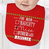 I Can Explain Personalized Baby Bib - 15124-B