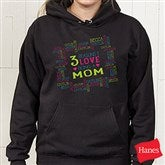 Reasons Why Personalized Black Hooded Sweatshirt - 15125-BHS