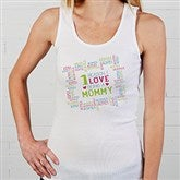 Reasons Why Personalized White Tank - 15125-WT