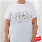 Reasons Why Personalized Hanes® T-Shirt - 15125-T