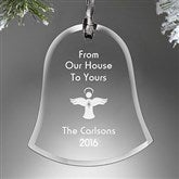 Create Your Own Bell Personalized Ornament - 15153