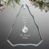 Create Your Own Personalized Tree Ornament - 15155