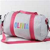 All Mine! Personalized Girls Duffel Bag - 15157