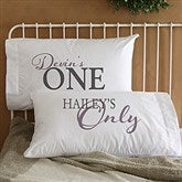 You're My... Personalized Pillowcase Set - 15181