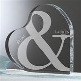 You & I Personalized Keepsake - 15191