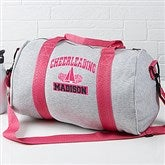 All About Sports Personalized Girls Duffel Bag - 15196