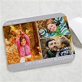 Picture Perfect Personalized Mouse Pad-  3 Photo