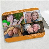 Picture Perfect Personalized Mouse Pad-  4 Photo - 15199-4