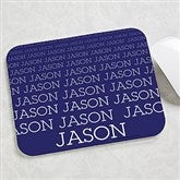 Optic Name Personalized Mouse Pad - 15205