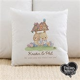 Precious Moments® Personalized Wishing Well Throw Pillow - 15240