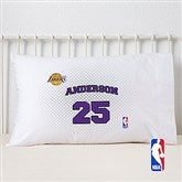 NBA Logo Personalized Pillowcase - 15289