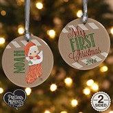 Precious Moments® Personalized Stocking Ornament - 15308