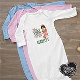 Precious Moments® Personalized Stocking Baby Gown - 15318-G