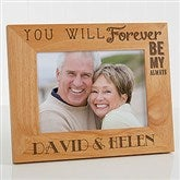 Love Quotes Personalized Picture Frame- 5 x 7 - 15322-M
