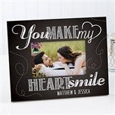 You Make My Heart Smile Picture Frame - 15323