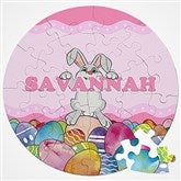 Bunny Love Personalized 26 Pc Puzzle