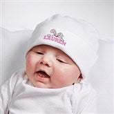 Bunny Love Personalized Hat - 15391-H