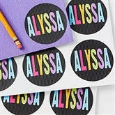 All Mine! Personalized Stickers - 15393