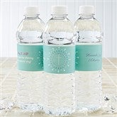God Bless Personalized Water Bottle Labels - 15397
