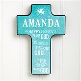 My Blessing Personalized Wall Cross - 15403