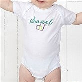 Big/Mid/Lil Sibling Personalized Baby Bodysuit - 15406-CBB