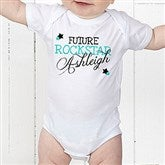 When I Grow Up....Personalized Baby Bodysuit - 15408-CBB
