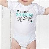 When I Grow Up....Personalized Baby Bodysuit - 15408-CBB
