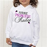 When I Grow Up....Personalized Toddler Hooded Sweatshirt - 15408-CTHS