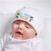 Lil' Pirate Personalized Hat - 15415-H