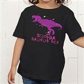 Dinosaur Personalized Toddler T-Shirt - 15416-TT