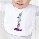 It's My Birthday Personalized Bib - 15426-B