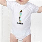 It's My Birthday Personalized Baby Bodysuit - 15426-CBB