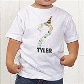 It's My Birthday Personalized Toddler T-Shirt - 15426-TT