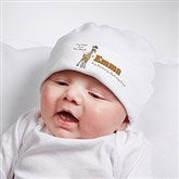 Lovable Giraffe Personalized Hat - 15429-H