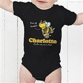 Lovable Bee Personalized Baby Bodysuit - 15431-CBB