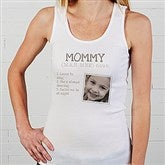 Definition Of Her Personalized White Tank - 15461-WT