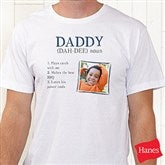 Definition Of Him Personalized Hanes® T-Shirt - 15462-T