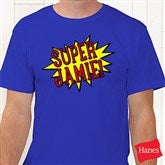 Super Hero Personalized Hanes® T-Shirt - 15465-T