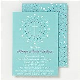 God Bless Personalized Invitations - 15506