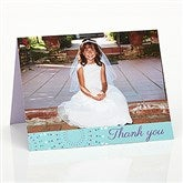 God Bless Photo Thank You Cards - 15507