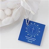 God Bless Personalized Party Favor Tag - 15508