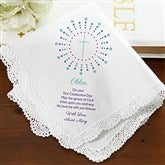 God Bless Personalized Hankie - 15509