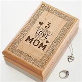 Reasons Why Engraved Jewelry Box - 15541