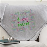 Reasons Why Personalized Sweatshirt Blanket - 15585