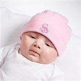 Alphabet Fun Personalized Infant Cotton Hat - 15592-CH