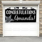 Shining Star Personalized Graduation Banner - 15617