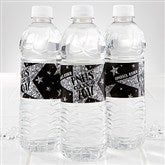 Shining Star Personalized Water Bottle Labels - 15618