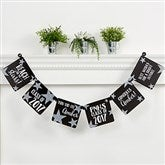 Shining Star Personalized Paper Banner - 15621
